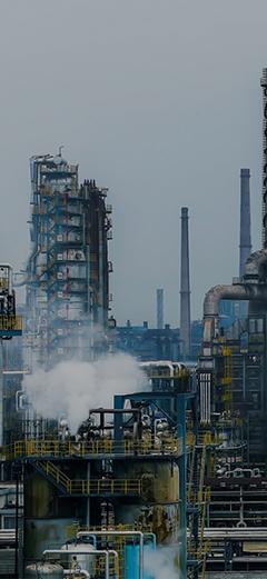 石油化工行业千亿体育平台处理